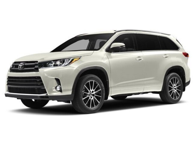 2017 Toyota Highlander 4WD LTD SUV