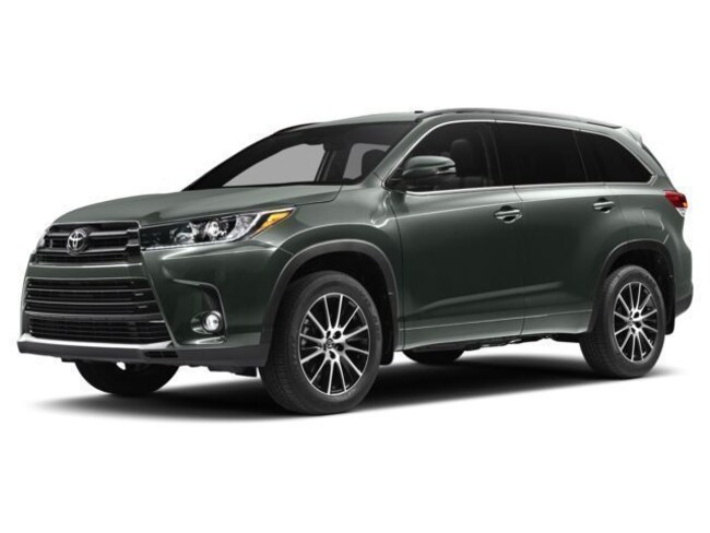 New 2017 Toyota Highlander Limited V6 SUV for sale in Charlottesville