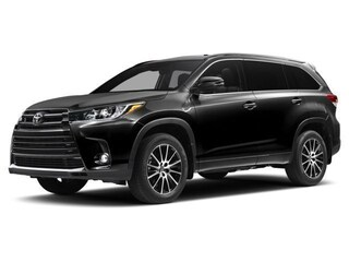 New 2017 Toyota Highlander SE SUV for sale near West Chester, PA