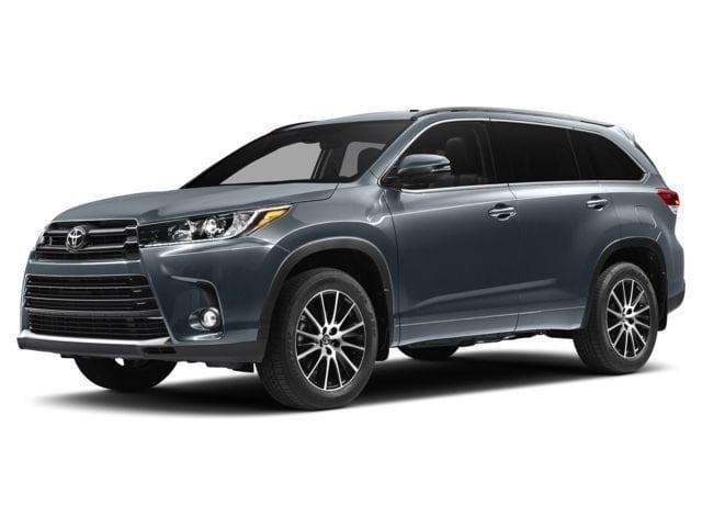2017 Toyota Highlander XLE V6 SUV