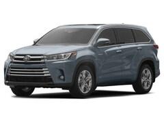 New 2017 Toyota Highlander Hybrid Limited Platinum V6 SUV Springfield, OR