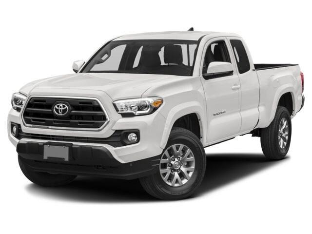 2017 Toyota Tacoma SR5 V6 Truck Access Cab