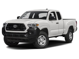 New 2017 Toyota Tacoma SR Truck Access Cab in Easton, MD