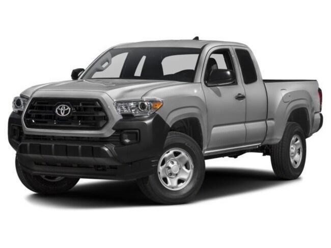 2017 Toyota Tacoma 4WD SR ACCESS CAB