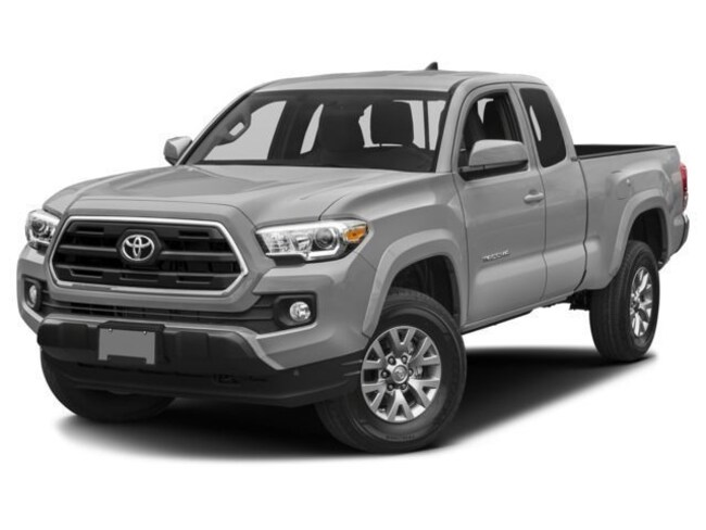 New 2017 Toyota Tacoma SR5 V6 Truck Access Cab for sale in Greenfield