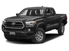 New 2017 Toyota Tacoma SR5 V6 Truck Access Cab for sale in Charlottesville