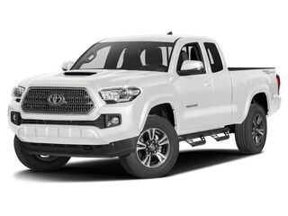 Certified Used 2017 Toyota Tacoma TRD Sport Access CAB 6 B Truck Access Cab for sale in Reno, NV