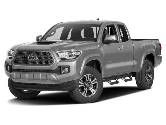 2017 Toyota Tacoma TRD Sport V6 Truck Access Cab
