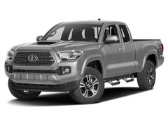 2017 Toyota Tacoma 4x4 Access Cab TRD Sport V6 Pickup Truck