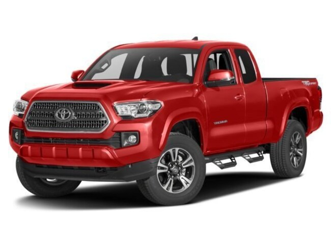 used 2017 toyota tacoma for sale at volvo cars richmond | vin