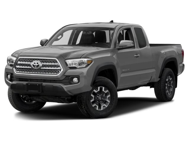 New 2017 Toyota Tacoma TRD Off Road Truck Access Cab Peoria