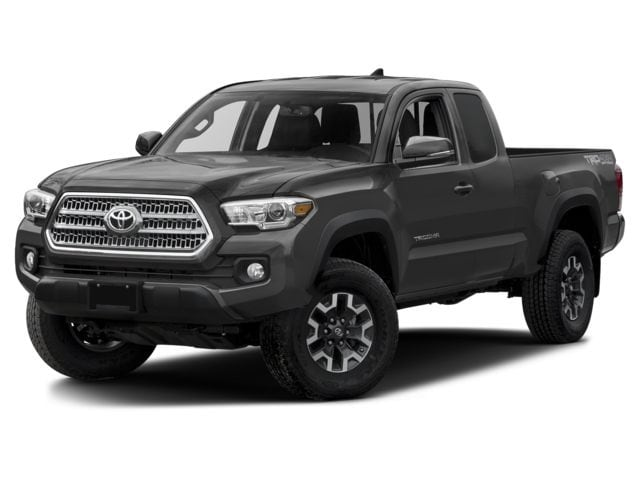 2017 Toyota Tacoma 4x4 Access Cab TRD Off Road Pickup Truck