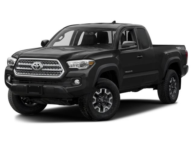 2017 Toyota Tacoma 4WD TRD OF ACCESS CAB