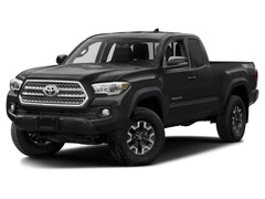 New 2017 Toyota Tacoma TRD Off Road V6 Truck Access Cab 886117 in Chico, CA