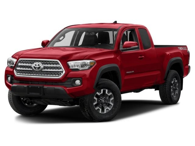 2017 Toyota Tacoma TRD Off Road V6 Truck Access Cab