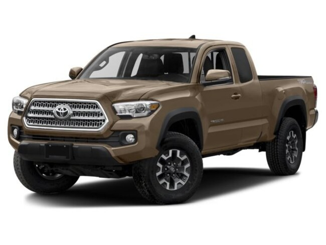New 2017 Toyota Tacoma TRD Off Road V6 Truck Access Cab Scranton, PA