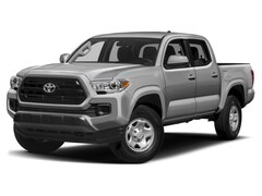 New 2017 Toyota Tacoma SR Truck Double Cab For Sale In Rome, GA