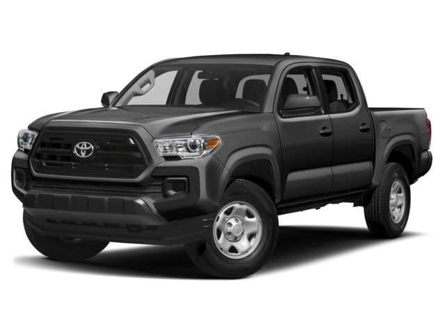 2017 Toyota Tacoma Truck Double Cab