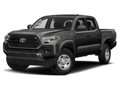 Used 2017 Toyota Tacoma TRD Truck Double Cab for sale in Toledo, OH