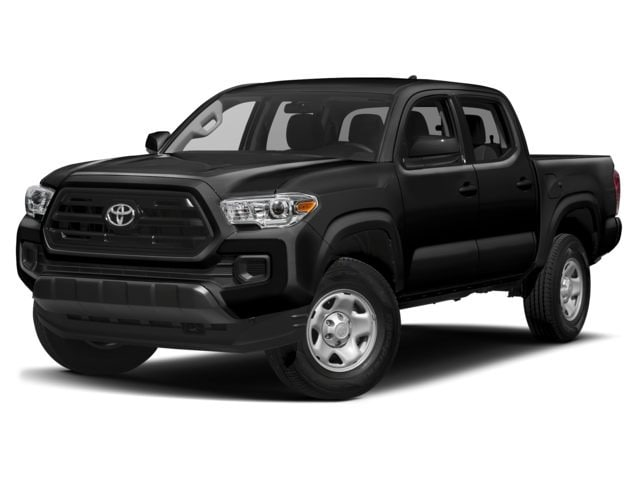 2017 Toyota Tacoma DBL SR5 DOUBLE CAB