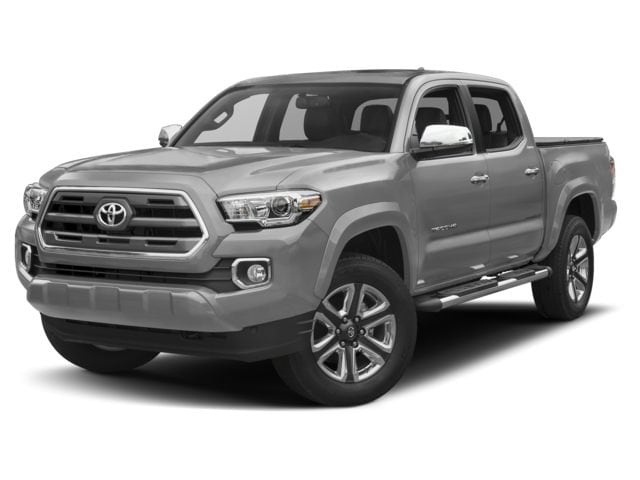 2017 Toyota Tacoma Limited Truck Double Cab