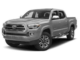New 2017 Toyota Tacoma Limited V6 Truck Double Cab for sale in Dublin, CA