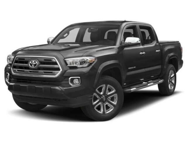 New 2017 Toyota Tacoma Limited V6 Truck Double Cab For Sale/Lease Oneonta, NY