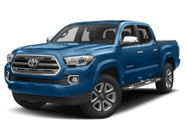 2017 Toyota Tacoma 4x4 Double Cab Limited Pickup Truck