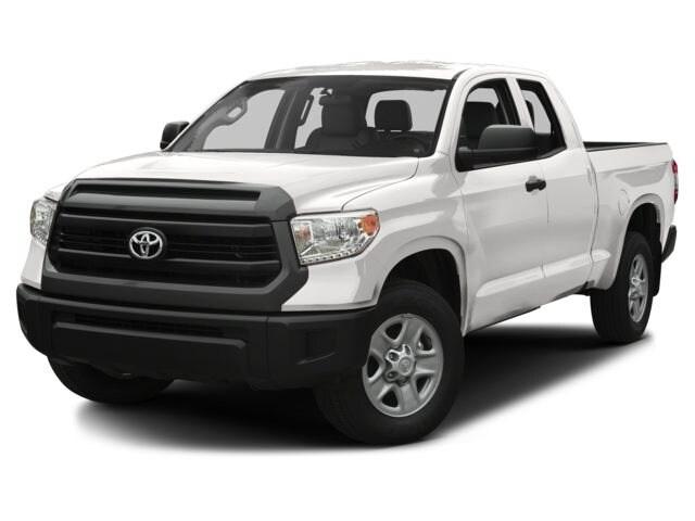 2017 Toyota Tundra SR5 4D Double Cab