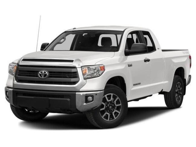New 2017 Toyota Tundra SR5 4.6L V8 Truck Double Cab Silver Spring, MD