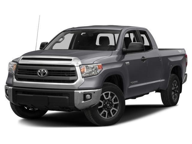 New 2017 Toyota Tundra SR5 5.7L V8 w/FFV Truck Double Cab Murray