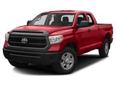 New 2017 Toyota Tundra SR5 Truck Double Cab For Sale in Rutland, VT