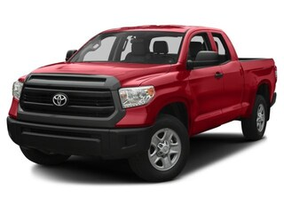 New 2017 Toyota Tundra SR5 5.7L V8 Truck Double Cab 1727903 Boston, MA