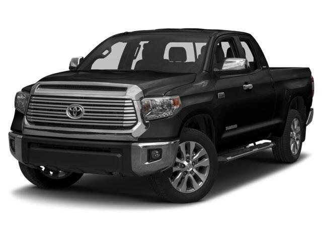 2017 Toyota Tundra Limited 5.7L V8 w/FFV Truck Double Cab