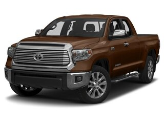 2017 Toyota Tundra Limited 5.7L V8 w/FFV Truck Double Cab