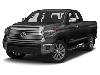 New 2017 Toyota Tundra Limited Truck in Raynham, MA