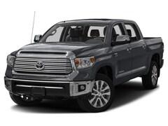 2017 Toyota Tundra Limited 5.7L V8 w/FFV Truck CrewMax