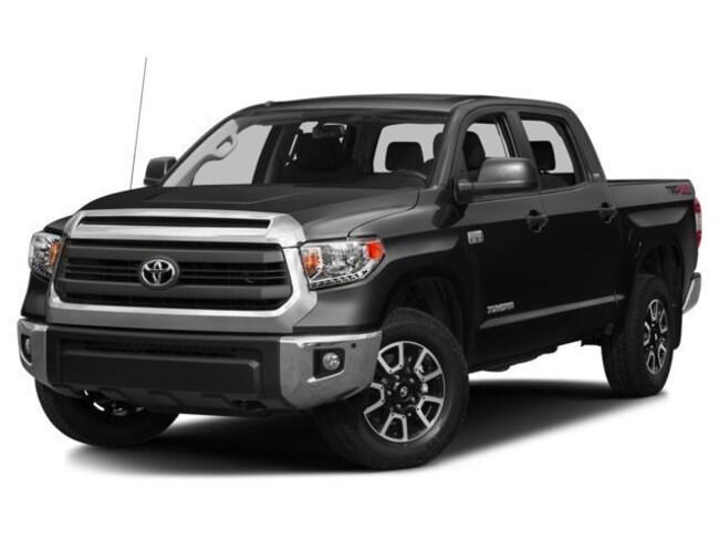 2017 Toyota Tundra SR5 Truck CrewMax