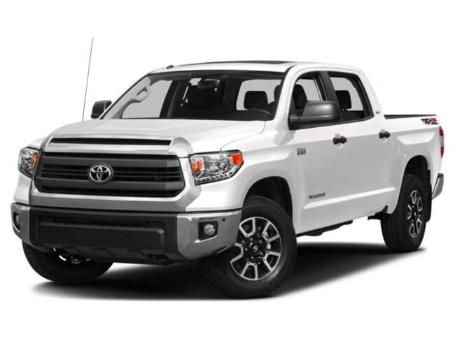 Used 2017 Toyota Tundra Truck CrewMax Enid, OK