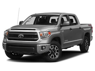 Used 2017 Toyota Tundra Truck 5TFDW5F17HX605309 for sale in Boise at Audi Boise