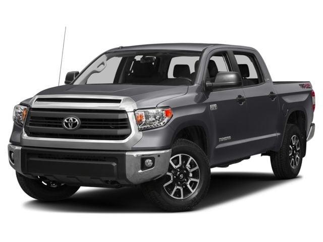 2017 Toyota Tundra Crewmax TRD Off-Road 4x4 PICKUP