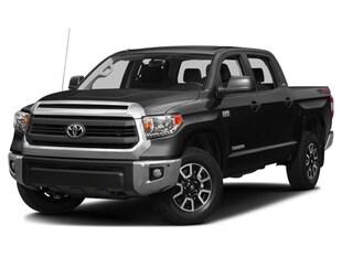 2017 Toyota Tundra 4WD SR5 SR5 CrewMax 5.5 Bed 5.7L