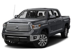 Certified Pre-Owned 2017 Toyota Tundra 4WD Limited Limited CrewMax 5.5' Bed 5.7L FFV for sale near you in Colorado Springs, CO