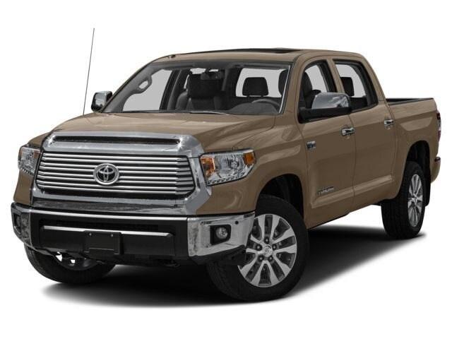 2017 Toyota Tundra Limited Truck CrewMax