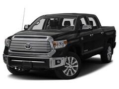 New 2017 Toyota Tundra Limited CrewMax 5.5 Bed 5.7L Truck CrewMax San Rafael, CA
