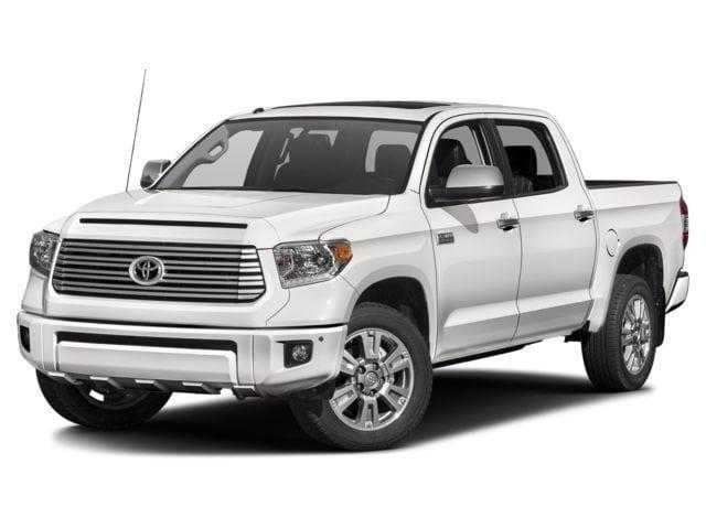 2017 Toyota Tundra Platinum 5.7L V8 w/FFV Truck CrewMax