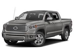 New 2017 Toyota Tundra Platinum 5.7L V8 w/FFV Truck CrewMax Boulder