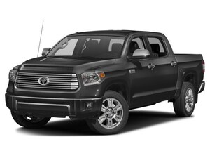 2017 Toyota Tundra Platinum 5.7L V8 w/FFV
