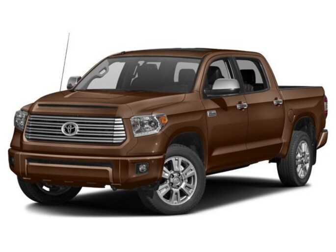 2017 Toyota Tundra Platinum Truck CrewMax
