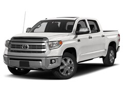 Certified 2017 Toyota Tundra 1794 5.7L V8 w/FFV Truck CrewMax in Early, TX